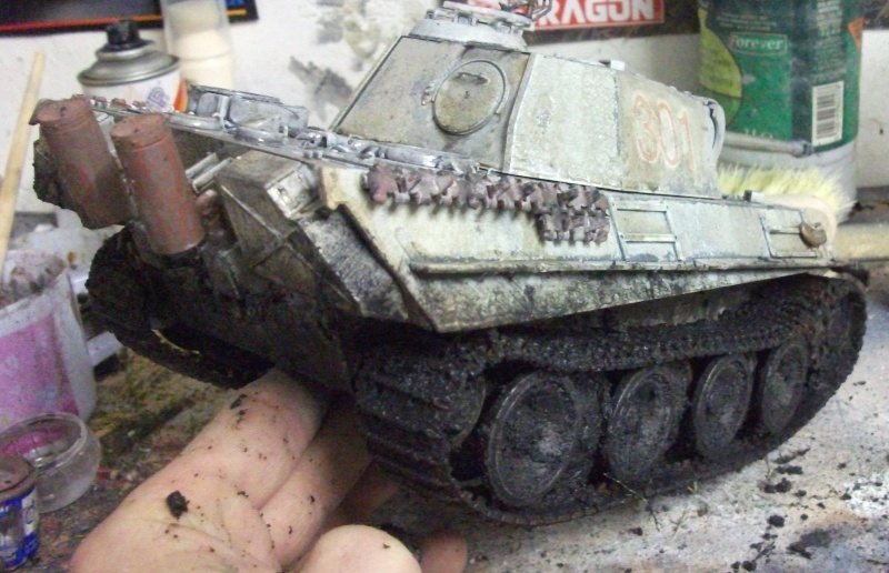 Panther G late version [ Academy 1/25° ] ( TERMINE ) 08310