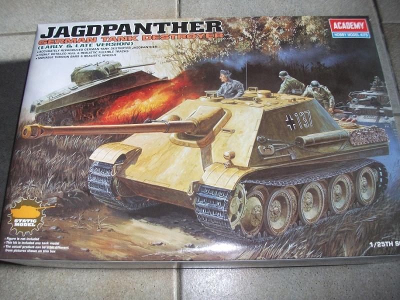 Jagdpanther 1/25° Academy. [ TERMINÉ ] Dscf6610