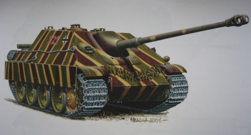 Jagdpanther 1/25° Academy. [ TERMINÉ ] Img00413