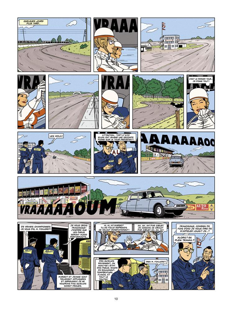Olivier Marin et la ligne claire - Page 2 20100910
