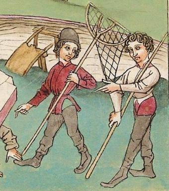 épuisette de pêche mer lac rivières Buch_d10