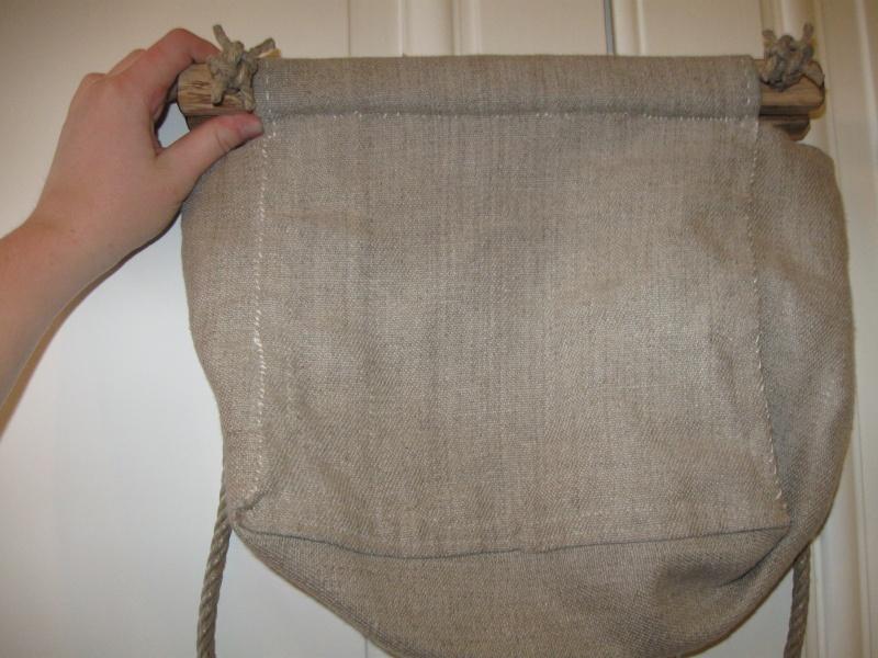 sac d'artilleur en toile de lin et lattes de bois Img_8321