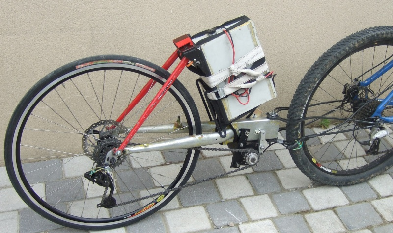 Vélo et autres véhicules à propulsion humaine - Page 2 Dscf2615