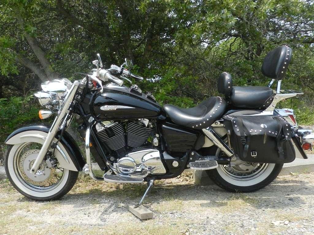 VENDU - Moto Honda Aero Shadow 1100cc Moto210
