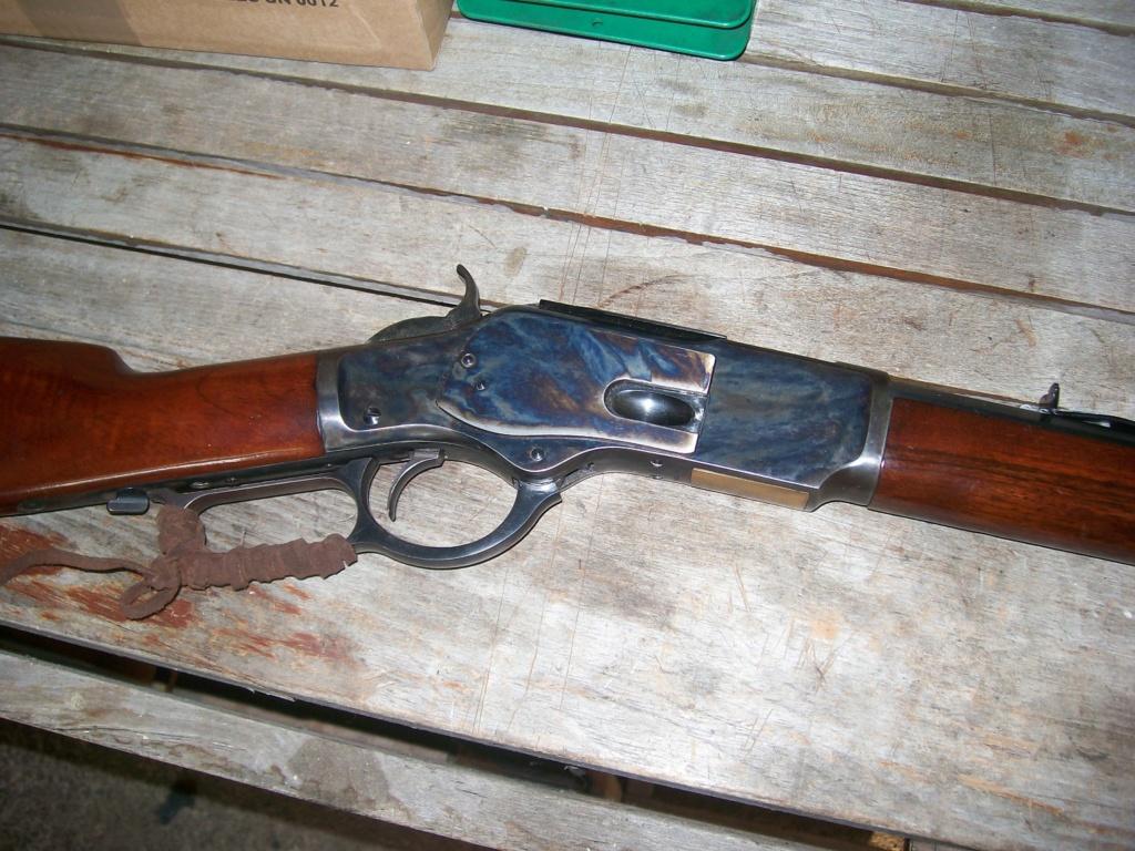 vend uberti 1873 rifle cal 357 100_4811
