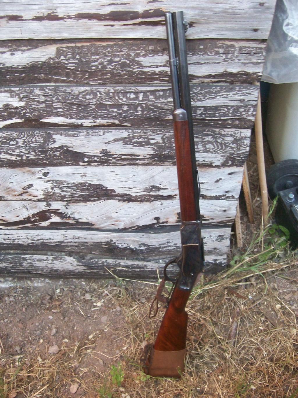 vend uberti 1873 rifle cal 357 100_4812