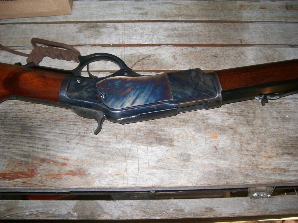 vend uberti 1873 rifle cal 357 100_4911