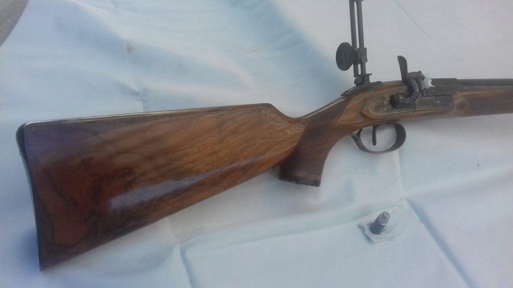 carabine GIBBS de chez Pédersoli [ VENDUE ] 20190814