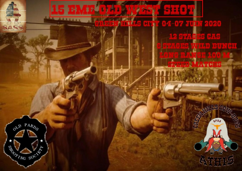 Cowboy Action Shooting OLD WEST FRENCH SHOOTERS - Portail Affich15