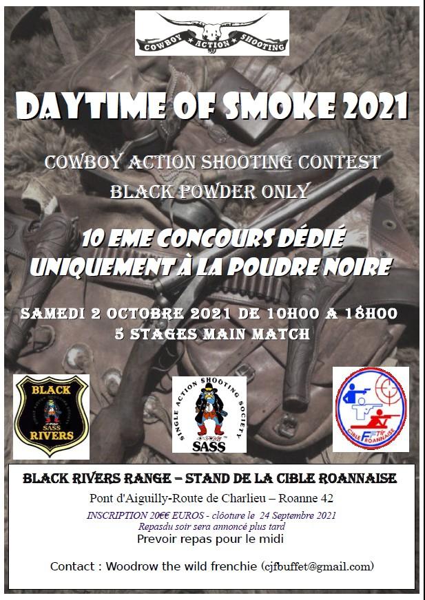 daytime of smoke 2021 Affich16