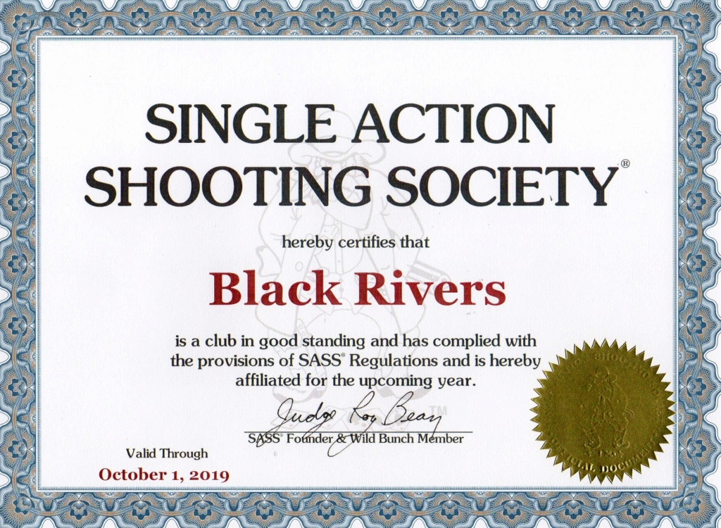 affiliation black rivers a la SASS Sass_210