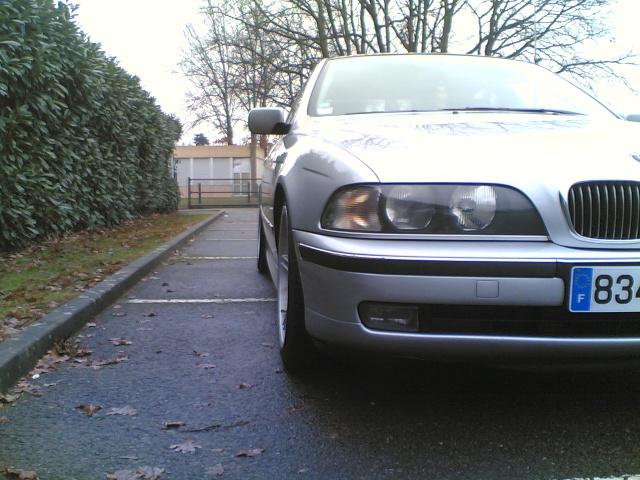 [BMW 530 d E39] Usure très prononcée à l'AR sur jantes M5 - Page 3 26122011