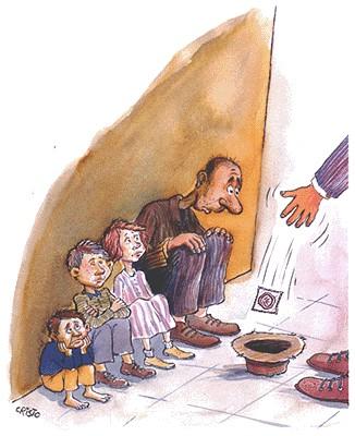 Begging & Giving Comics10