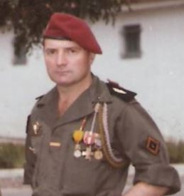 Adjudant-chef Gilbert GLEIZES, de la CA à la CCS au camp d'Idron. Aamci_20
