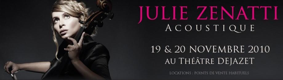 Le Myspace officiel  de Julie Zenatti - Page 9 Dejaze11