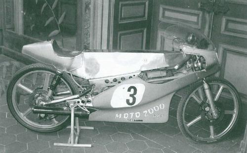 Franse Kreidler racers. Franse15