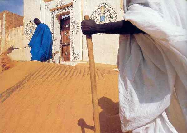 Oualata, un jardin au Sahara Report10