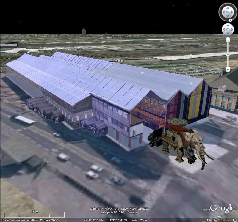 INTERIEUR des bâtiments avec Texture 3D [Sketchup] 3d111