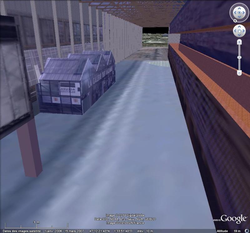 INTERIEUR des bâtiments avec Texture 3D [Sketchup] 3d211