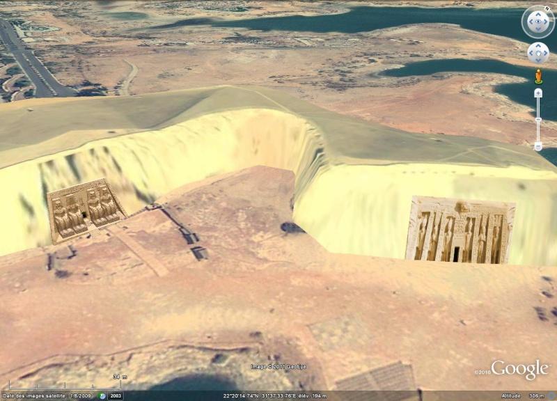 Grands Monuments du Monde en structure 3D [Sketchup] Abu_si10