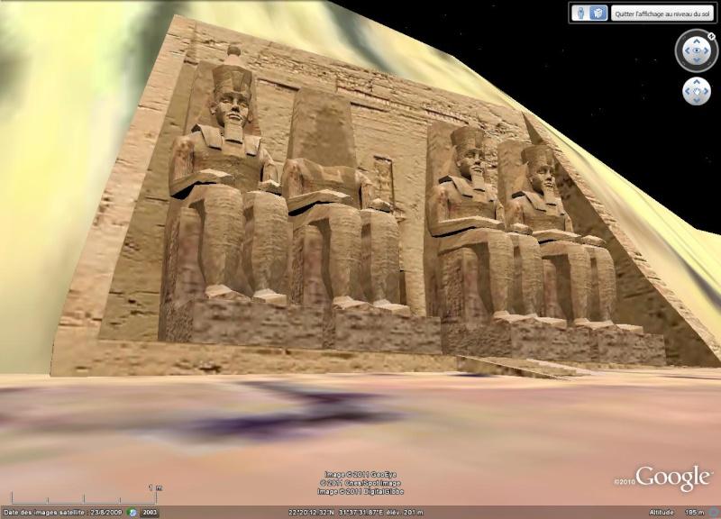 Grands Monuments du Monde en structure 3D [Sketchup] Abu_si11