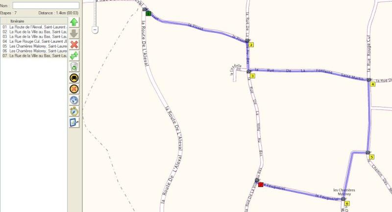 De ITN Converter vers Google Earth Captur32