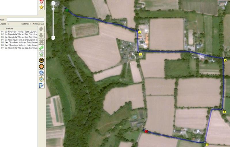 De ITN Converter vers Google Earth Captur33