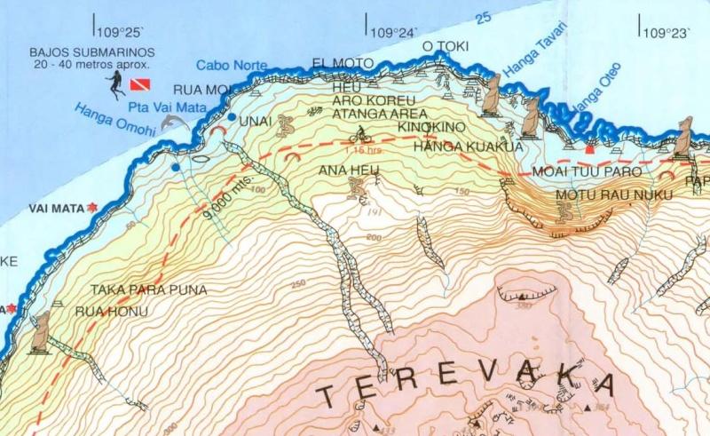 Cartes de randonnées - Cartes et plans touristiques. Captur37