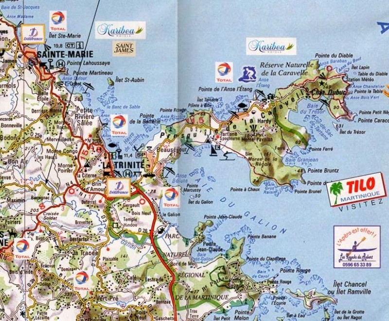 Cartes de randonnées - Cartes et plans touristiques. Captur42