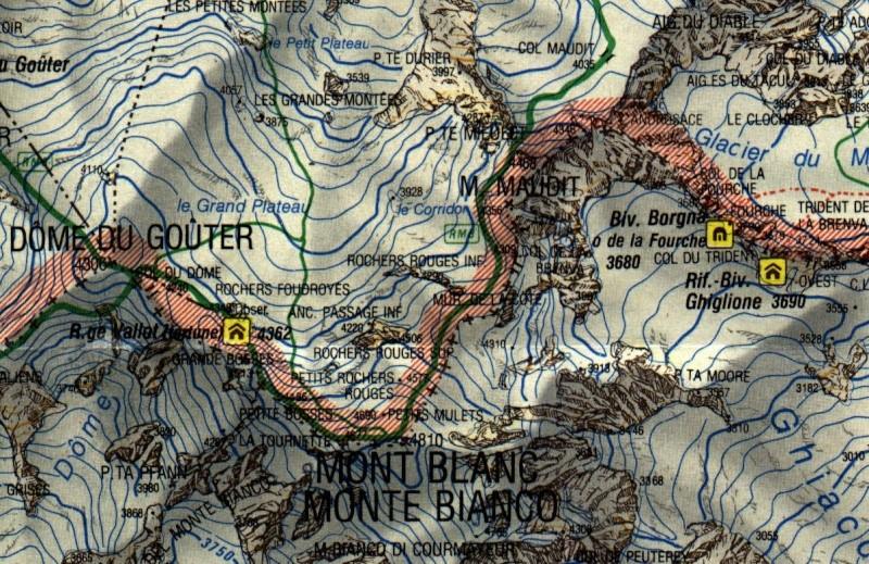 Cartes de randonnées - Cartes et plans touristiques. Captur46