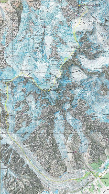 Cartes de randonnées - Cartes et plans touristiques. Captur47