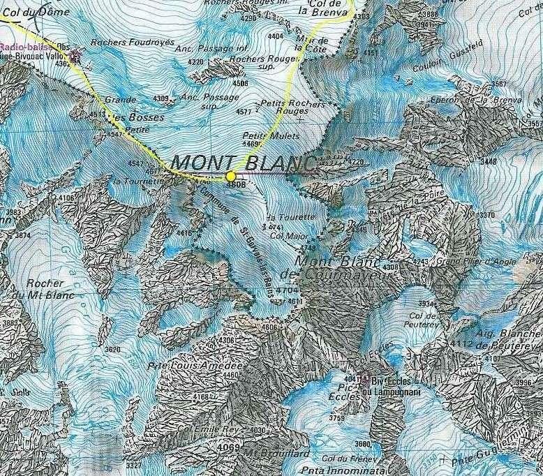 Cartes de randonnées - Cartes et plans touristiques. Captur48