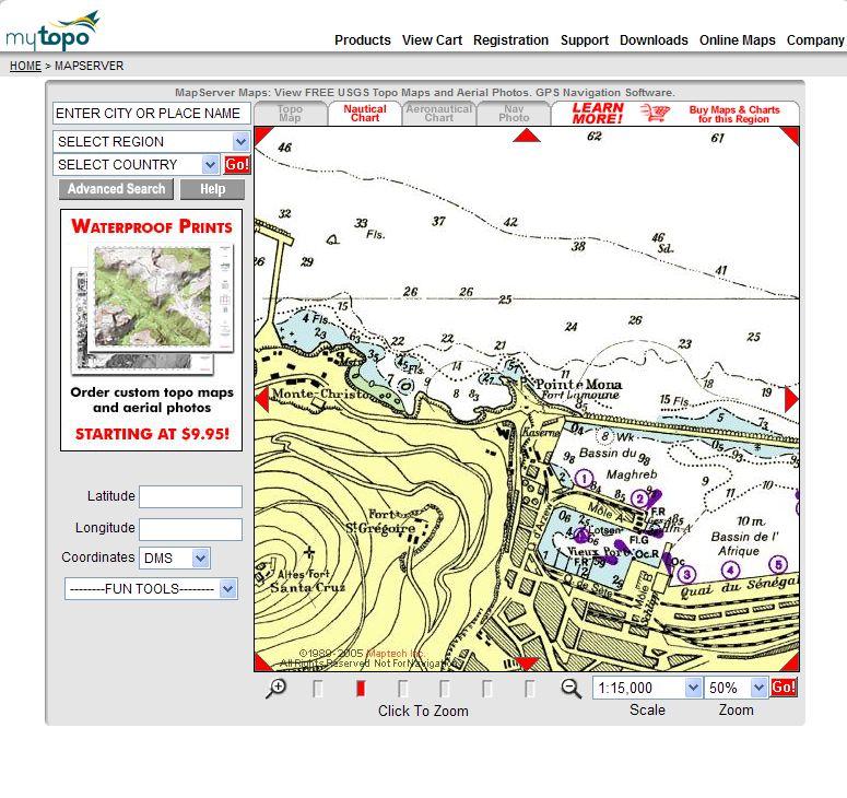 Cartes Marines - Nautical Maps - Cartas Nauticas - Page 2 Captur55