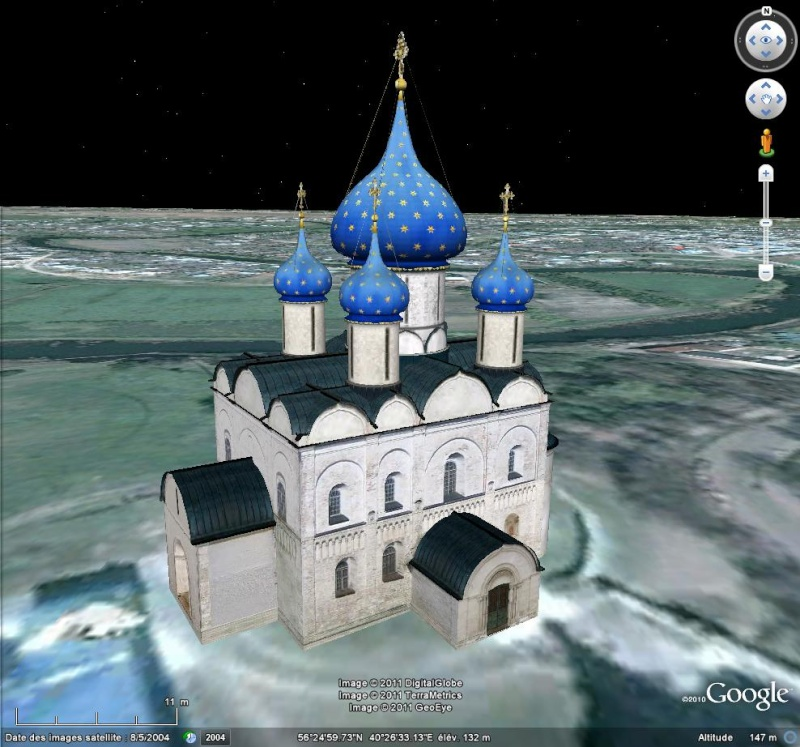 Grands Monuments du Monde en structure 3D [Sketchup] Cathed10