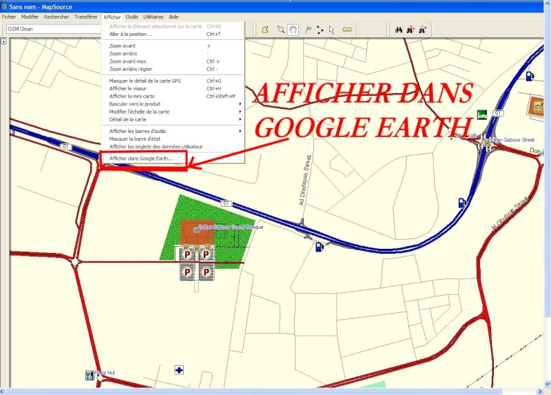 MAPSOURCE et Google Earth - Page 2 Gps0310