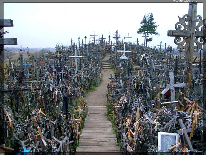 Les lieux sacrés - Héritage spirituel du Monde. Hill0310