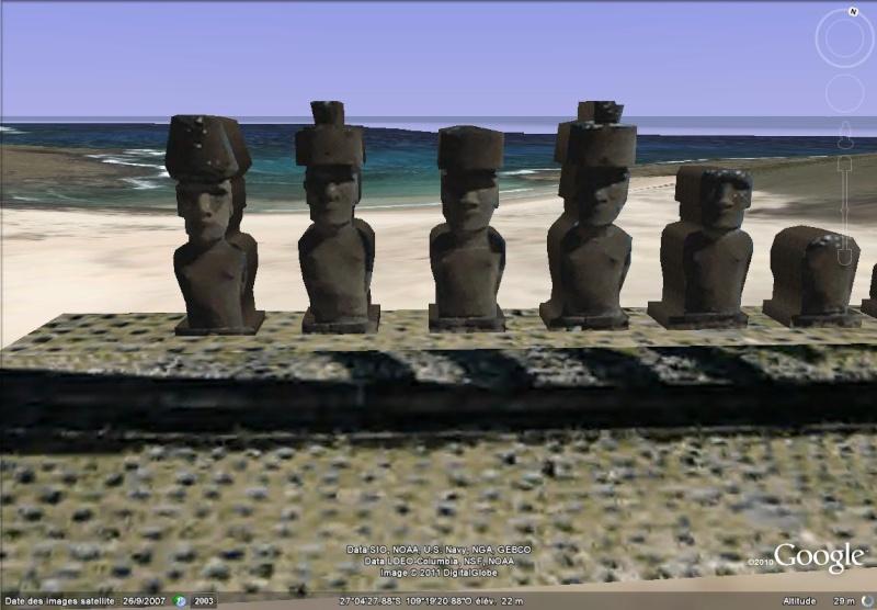 Grands Monuments du Monde en structure 3D [Sketchup] Moia10