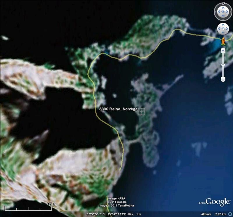 Les paysages Des pays Nordiques  Reine10