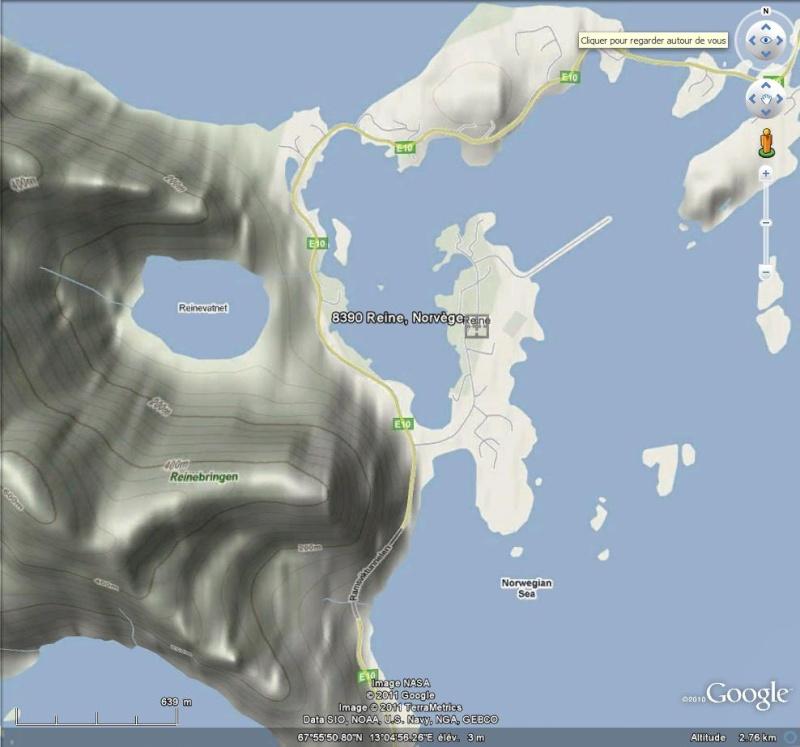 Les paysages Des pays Nordiques  Reine210