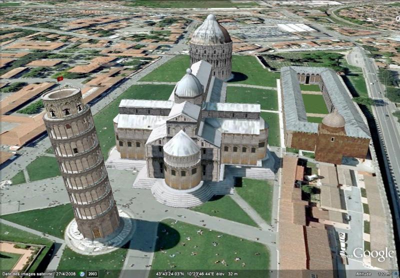Grands Monuments du Monde en structure 3D [Sketchup] Tour_p10
