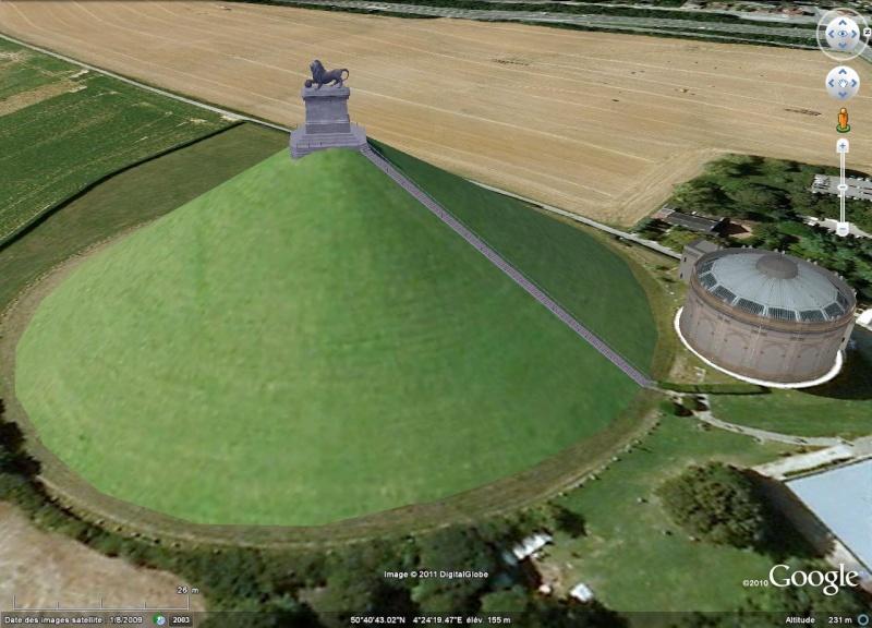 Grands Monuments du Monde en structure 3D [Sketchup] - Page 2 Waterl10