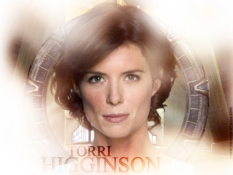 TORRI HIGGINSON, (Elisabeth Weir) 00310