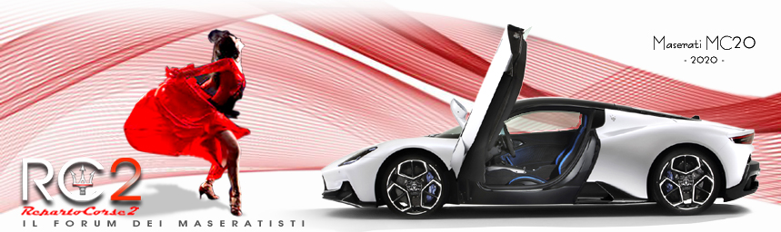 La Maserati ha un nuovo direttore marketing  Banner15