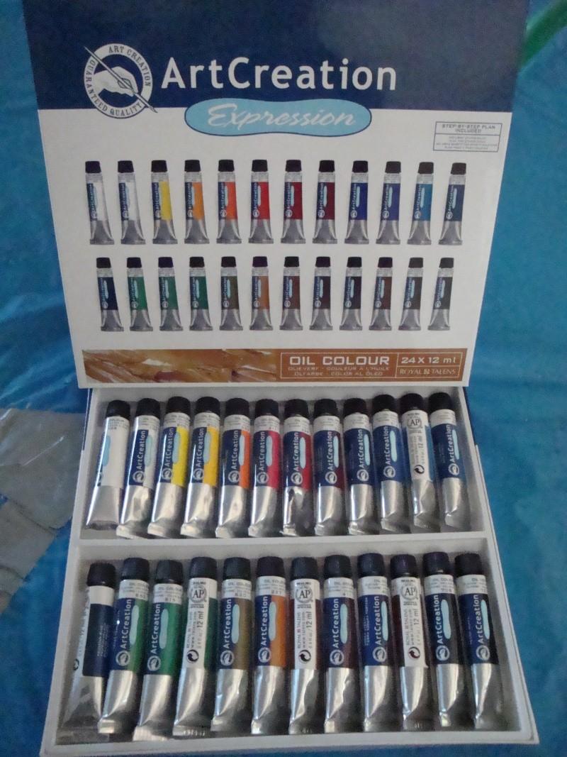peinture - quels sont les teintes peinture à l'huile les plus utilisées Dsc09610