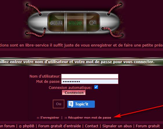 Comment autoriser le flash sur google chrome + comment récupérer son mot de passe si perdu  Captur17