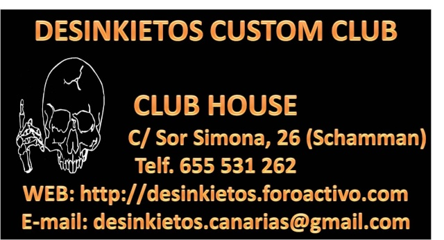 Desinkietos Custom Club: Club House !! Tarjet10