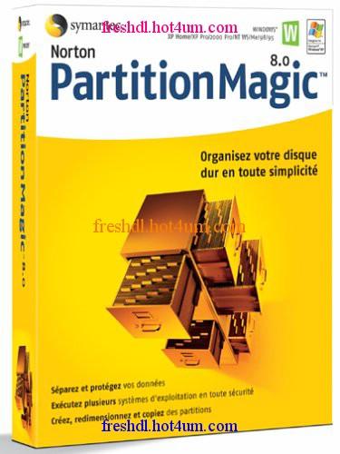 Norton Partition Magic 8.05 Norton10
