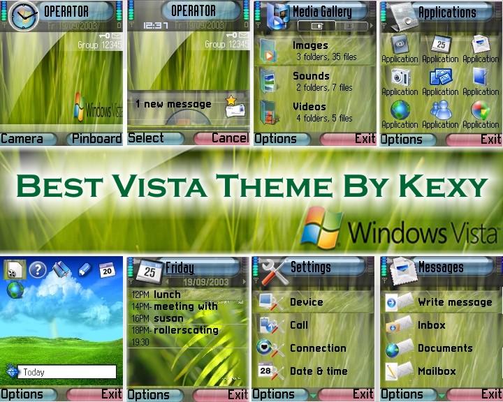 Windows Vista Theme 1.00 S60 SymbianOS7... 14lmr211