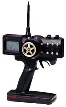 VENDO Pistola FUTABA 3PJ - Specktrum - ideal para nitro Clip_i17