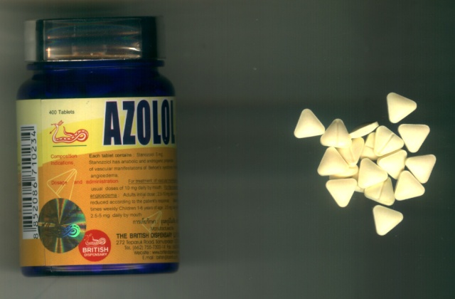 WINSTROL Stanozolol Azolol10